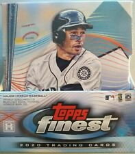 2020 Topps Finest Mlb Baseball Factory Sealed Hobby Box 2 Autographs Per Box