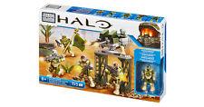 Mega Bloks Halo CND01 UNSC Sierra Squad Building Kit 155 Pcs New Factory Sealed