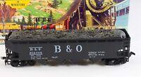 Athearn 1753 Baltimore & Ohio 40' Quad Open Hopper B&O 532000 HO Scale