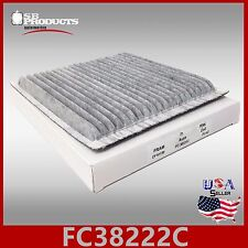FC38222C CARBON CABIN FILTER TOYOTA 01-07 Highlander 01-05 IS300  99-03 RX300
