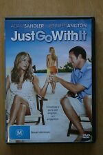 Just Go With It (DVD, 2011)      Preowned (D209)