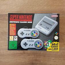 *** Nintendo Classic Mini SNES: Super Nintendo-totalmente Nuevo En Caja ***