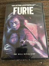 FURIE (2019) NEW Sealed DVD in Vietnamese & English- Verinica Ngo (Last Jedi)