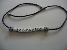 scotland football necklace