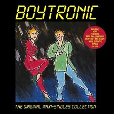 BOYTRONIC The Original Maxi-Singles Collection CD 2014