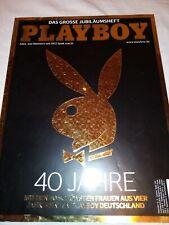 Playboy Deutschland Juli 2012 40 Jahre Playboy Franzy Balfanz