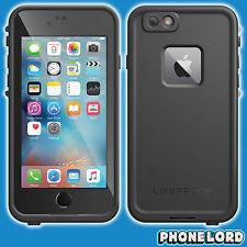 "Genuine Lifeproof Fre Fr�"" case cover iPhone 6 & 6S Plus Black waterproof tough"