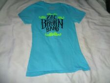 "Zac Brown Band"" Great American Road Trip 2014 "" Tee [ medium ] [ 31"