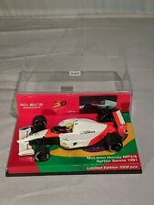 Ayrton Senna, Limited Edition, VERY RARE, 1991 McLaren F1, 1:43 Minichamps