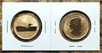 Canada 2014 Specimen Gem UNC Regular Loonie!!