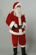 Decoris Vestito Babbo Natale adulto completo