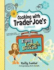 Cooking with Trader Joe's Cookbook Easy Lunch Boxes by Kelly Lester (2012,...