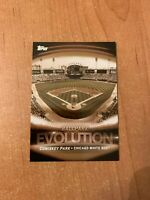 2019 Topps Series 2 - Comiskey Park Guaranteed Rate - Gold Evolution Insert /50