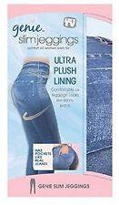 Genie - Slim Jeggings - Ultra Plush Lining - Blue - L/XL
