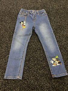 Boys Zara Jeans Disney