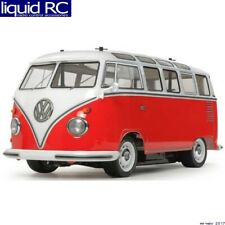 Tamiya 47420 1/10 RC Volkswagen Type 2 T1 Red/White Ptd Body M-06