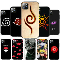 Anime Naruto Soft Case for iPhone Xs 11 Pro Max 6 6s 7 8 Plus X XR TPU Cover