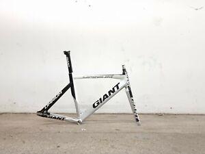 Giant Omnium Track Frameset Size M fixed Gear Frame