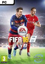 FIFA 16 -  PC Standard Version Key - EA Sports Origin Code Fifa 2016 PC [EU/UK]