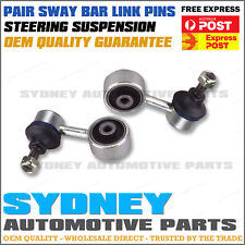 2 x Front Sway Bar Link Pins Toyota Land Cruiser 4WD 200 Series 2008-2012