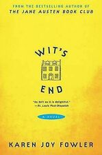 Wit's End by Karen Joy Fowler Medium Paperback 20% Bulk Book Discount