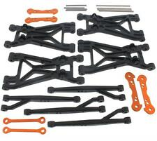HPI Savage XL 5.9 * SUSPENSION A ARMS HINGE PINS & BRACES * uprights rods 104246