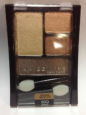 Maybelline EXPERT WEAR Eye Shadow,#50Q Sunlit Bronze Modern Metallics NEW.