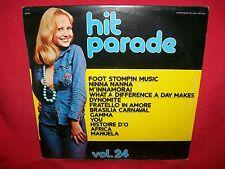 HIT PARADE vol 24 LP 1975 MINT- Italy SEXY Nude Cover I POOH Gamma Histoire d'O