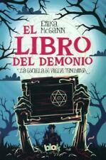 EL LIBRO DEL DEMONIO/ THE DEMON NOTEBOOK - MCGANN, ERIKA - NEW PAPERBACK BOOK