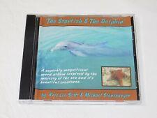 The Starfish & the Dolphin By Kris Lee Scott & Michael Stonebarger CD 1998 Hanai