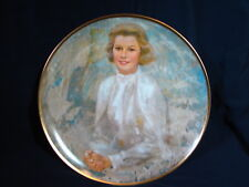 "Vintage The Hamilton Collection 10.25"" Collector Plate Princess Grace"