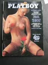 Aug 1975 Playboy-Centerfold Intact, Vargas, Afterhours Department Store