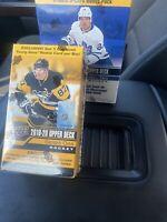 (x2) 2019-20 Upper Deck Series 1 & 2 NHL Hockey Blaster Boxes (1 of each)