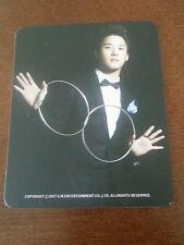 DBSK TVXQ Junsu JYJ Memory Card official photocard Kpop k-pop +  freebies