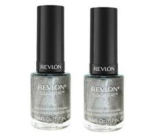 PACK OF 2 REVLON COLORSTAY #160 SEQUIN GREAT SHADE LONGWEAR NAIL ENAMEL POLISH