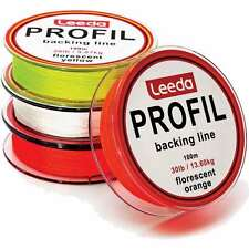 Leeda Profil Backing Line 20lb Yellow