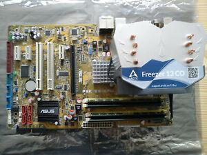 ASUS P5K SE/EPU + E8400 4,3GHz@FSB1928 + 8 GB DDR2 + Kühler (Mainboard Bundle)