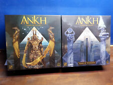 CMON Ankh: Gods of Egypt Board Game by Eric Lang, Kickstarter Faithful Pledge 1