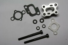 Rovan Billet Alumium Intake Manifold fit HPI Baja 5B 5T 5SC King Motor FG FS X11