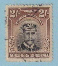 SOUTHERN RHODESIA 12 USED - NO FAULTS VERY FINE !