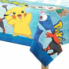 Pokemon Birthday Party- Table Cloth/ Tablecover. Childrens Party! Free P&P!!