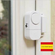 ALARMA VENTANA PUERTAS ADHESIVA CASA SEGURIDAD ANTI ROBO ventanas SONORA