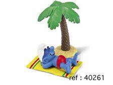 Figurine plastique Schtroumpfs (Les) Schtroumpf en vacances