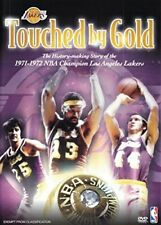 1972 NBA Championsos los Angeles Lakers Baloncesto Tocado By Oro DVD