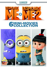 DESPICABLE ME 1 (MINI MOVIES) HOME MAKEOVER / ORIENTATION /  - DVD - REGION 2 UK