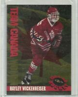 Hayley Wickenheiser  1994-95 Classic Women Of Hockey Team Canada #W13