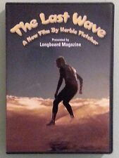 herbie fletcher THE LAST WAVE longboard surfing  DVD