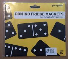 Fridge Decoration Magnet Game Domino Dominoes X 56 House Kitchen Gift New