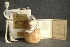 #61 Tokkle The World Of Krystonia Egg Hatches Figurine Dragon Coa Collectible