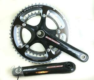 SL-K PRO Carbon Road Bike Crankset MegaExo 53/39T 170mm S10 708g NEW NOS